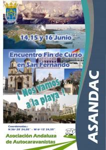 Encuentro Fin de Curso en San Fernando