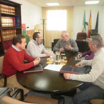 Segunda Reunión con la FAMP el 15/12/2010