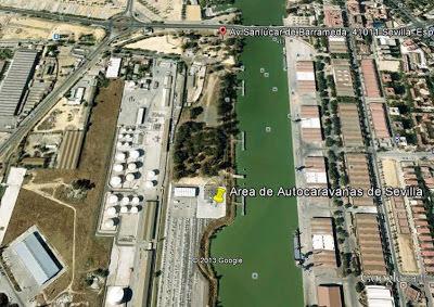 Acuerdo Area Autocaravanas en Sevilla (StockAuto-Sur)