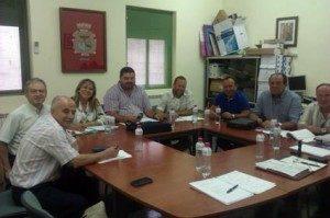 Reunión de ASANDAC con la Federación Andaluza de Camping.