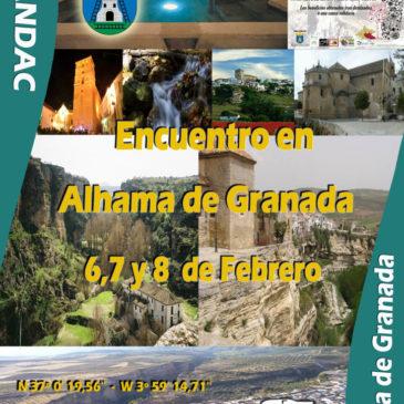 II Evento en Alhama de Granada 6,7 y 8 de Febrero – ¡¡¡ Fiesta del Vino !!!