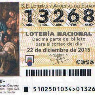 Loteria de Navidad Asandac 2015