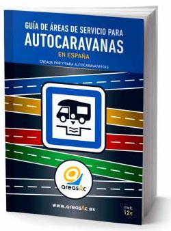 Guia de Areas de Autocaravanas publicada por Areas AC