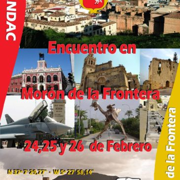 Evento en Morón de la Frontera – 24/25/26 Febrero- ¡¡¡ CARNAVALES !!!
