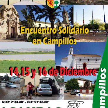 Evento Solidario en Campillos – 14,15 y 16 de Diciembre