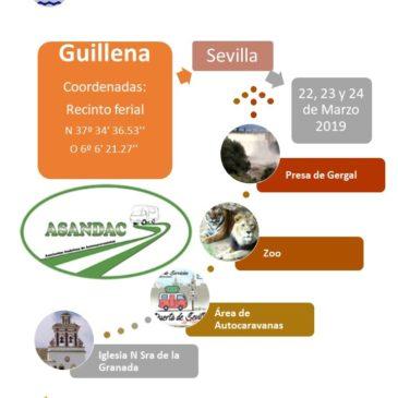 FIESTA INTERNACIONAL DE CERVEZA, GUILLENA (SEVILLA) 22/23 Y 24 MARZO 2019