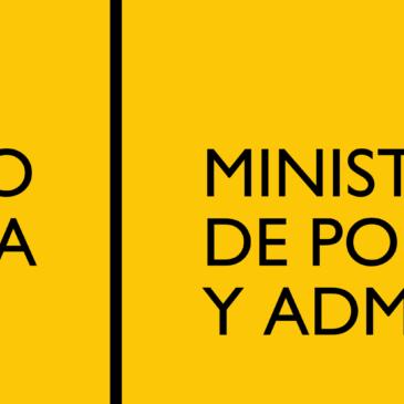 INFORMACIÓN DESPLAZAMIENTO EN AUTOCARAVANA DURANTE EL ESTADO DE ALARMA.