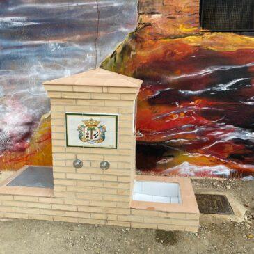 INAUGURACION AREA DE AUTOCARAVANAS EN LA PALMA DEL CONDADO (HUELVA)