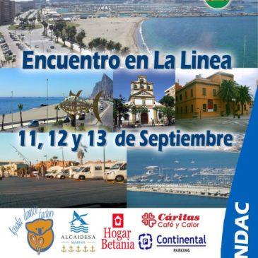 Evento en La Linea – 11, 12 y 13 de Septiembre. Fin de Semana Benéfico