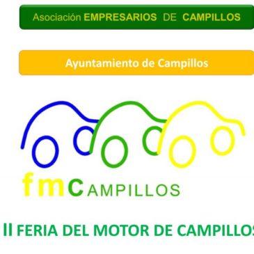 II  ENCUENTRO DEL MOTOR EN CAMPILLOS, MÁLAGA 3 Y 4 DE JUNIO